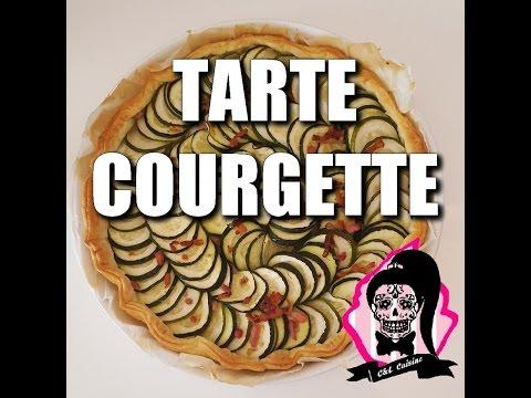 recette-tarte-courgette-et-lardon-(facile)