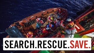 What Happens During A Rescue At Sea?