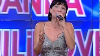 Danka Stojiljkovic - Ludujem za tobom - (Live) - Zapjevaj uzivo - (Renome 19.09.2009.)