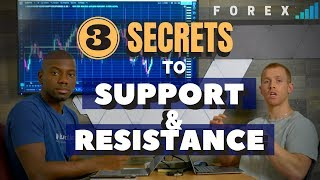 Support and Resistance Trading Strategy | 3 Tips to improving your Analysis!