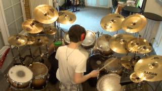 Genesis-The Grand Parade Of Lifeless Packaging Drum Cover