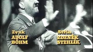 """Czech's nazi time travelling sci-fi """"Zítra vstanu a oparím se cajem"""" (1977)"""