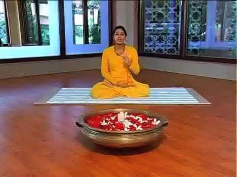 YOGA for HEALTHY HAIR- BHARATYOGA by ACHARYAA PRATISHTHA SHARMA