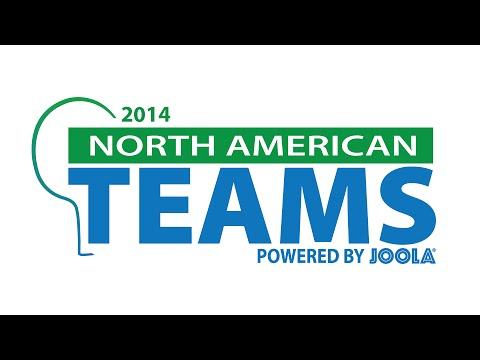2014 North American Teams Championships Day 1 (Evening Session)