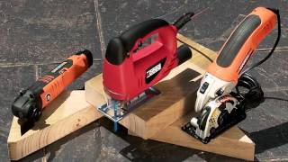 How to Choose a Power Saw