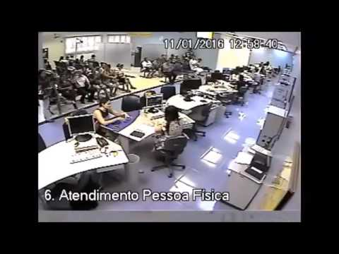 Cameras registram o assalto ao Banco do Brasil da Prainha em Cuiabá   Cópia