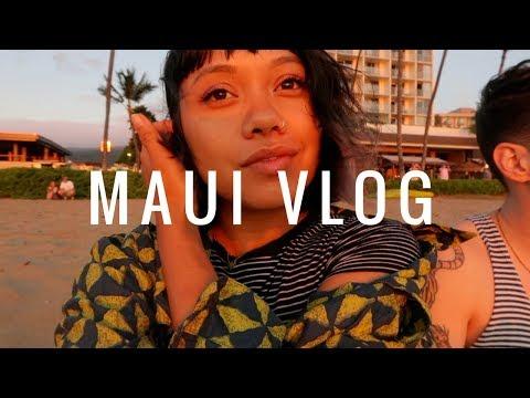 MAUI VLOG - BABYMOON + FILIPINO FAMILY VACATION   HellaJam