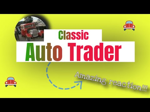 Classic Auto Trader YouTube - Classic car trader