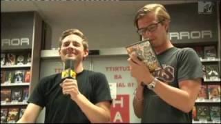 MTV Home Joko vs. Klaas Porno Ping Pong (Bonus!)
