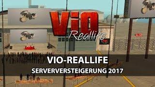 Vio-Reallife | Die große Serverversteigerung 2017 [ LIVE ]