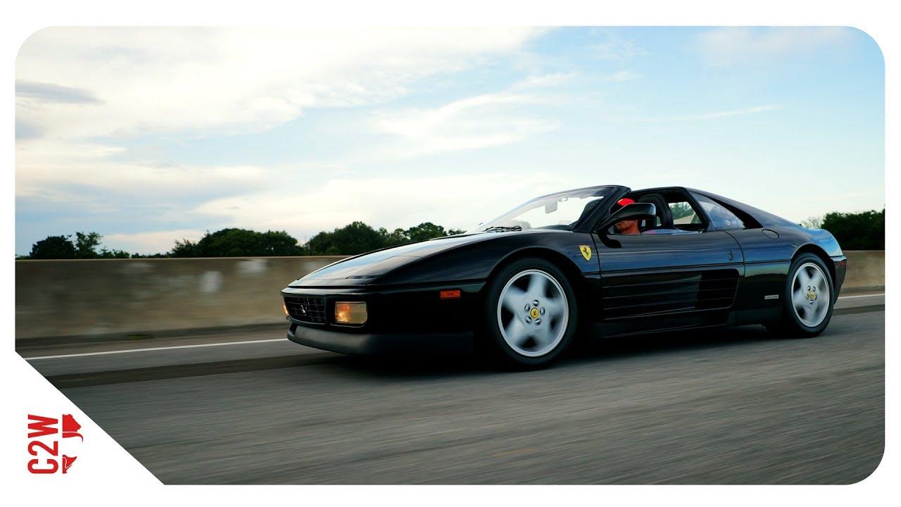 The Unobtainable Car Ferrari 348ts Youtube