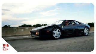 The unobtainable car | Ferrari 348ts