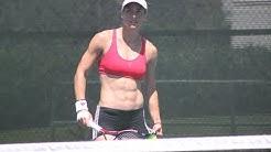 Best Abs on WTA Tour