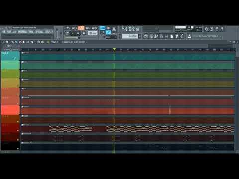 Sandra - Heaven Can Wait Instrumental Cover - FL Studio