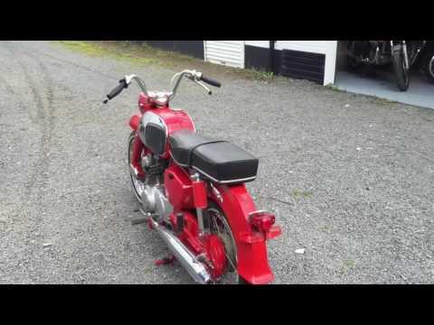 1966 Honda CA160 USA Touring