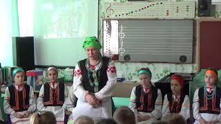 Урок русского фольклора. Русское видео