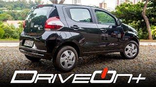 Fiat Mobi Like 1.0 Fire - DriveOnCars (Impressões)