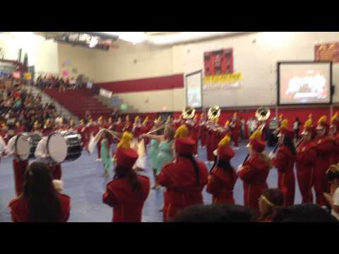 Barstow High School Homecoming Assembly