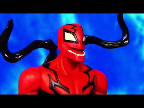 SPIDERMAN TOY GIVEAWAY CARNAGE