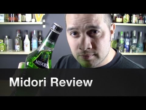 Midori Melon Liqueur review by GarnishBar - Episode 5