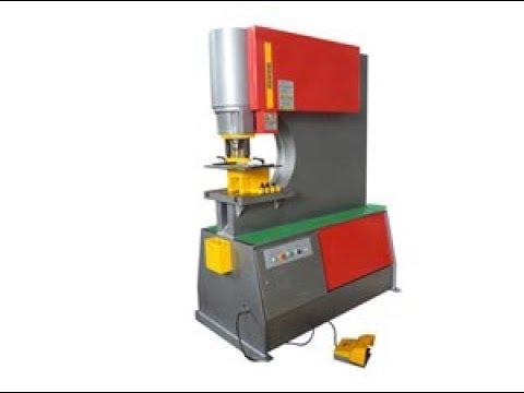hydraulic hole Punching machine / sheet metal punching press machine