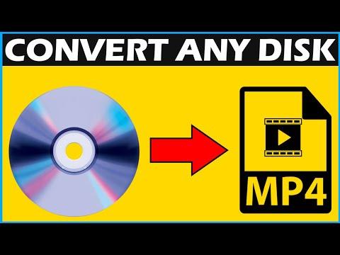 How to Convert any CD or DVD Disk into MP4 in Hindi | शादी की डिस्क को MP4 में कैसे बदलें