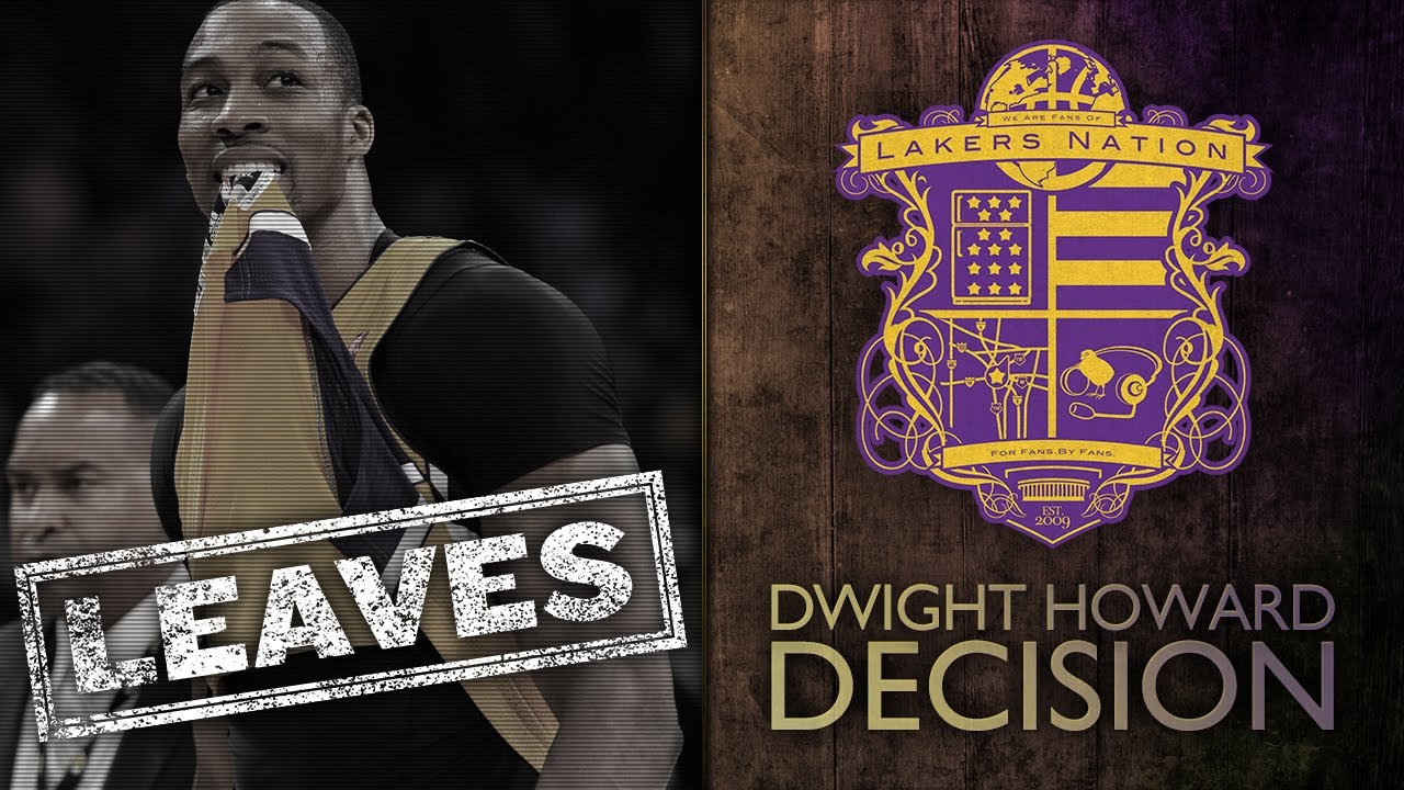 Dwight Howard to rejoin the Lakers, his seventh team in four years