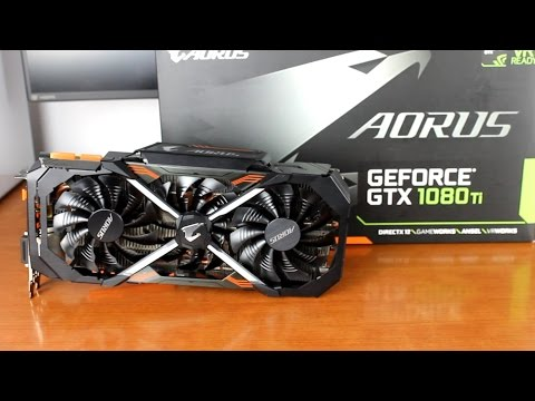 review: GTX 1080 Ti AORUS Gigabyte   test a  juegos en 4K , 2K (1440p) y 1080p   ESPAÑOL