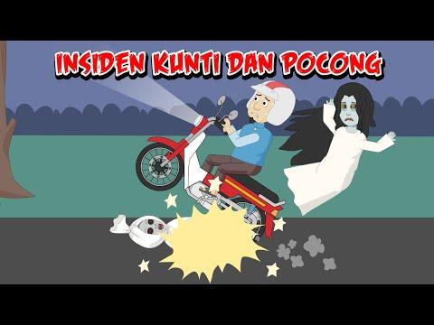Hoki di Malam Hari#Pocong Lucu#Mulkidi Ketakutan#Horor Lucu Episode 7