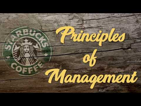 Business Studies Class 12 Project on Principles of Management