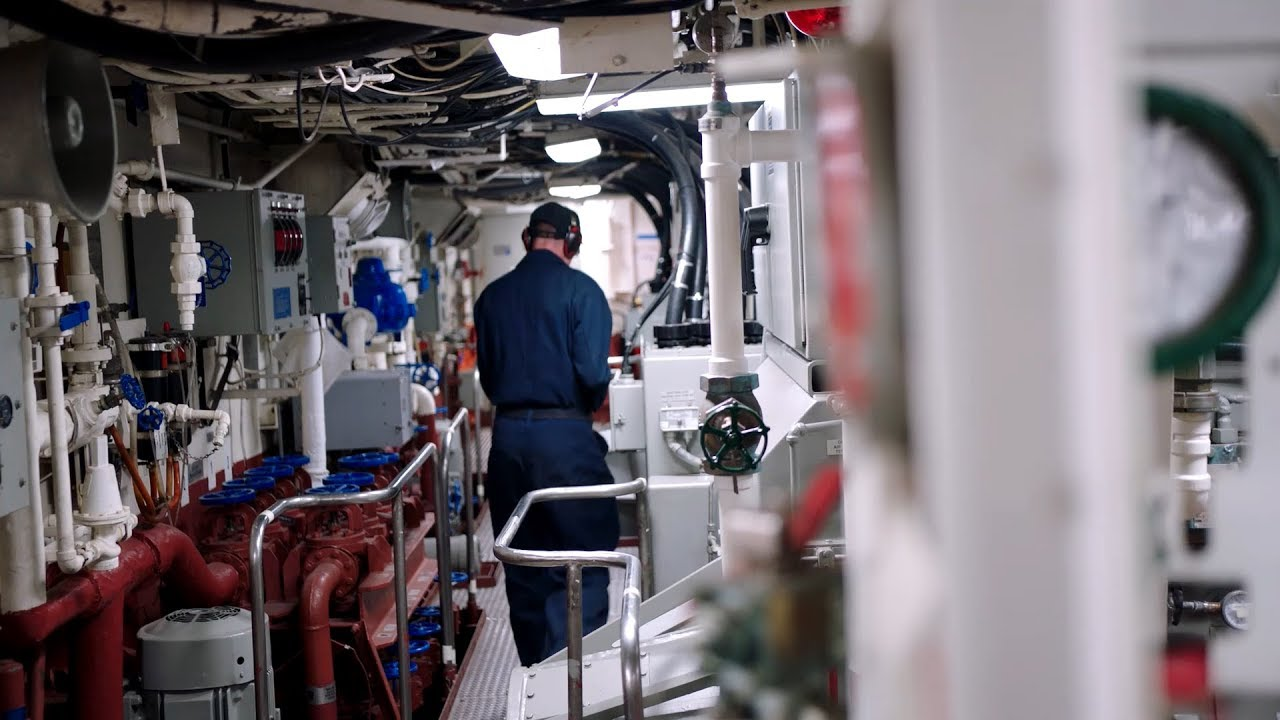navy engineman en youtube