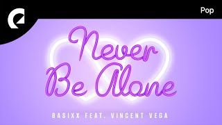 Basixx Never Be Alone Instrumental Version.mp3