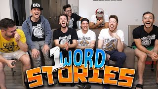 ONE WORD STORIES con la ILLUMINATICREW!