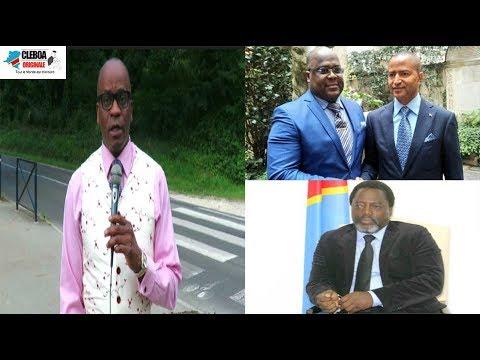5 Minutes avec César NGADI : FELIX ou KATUMBI mutu ako gagner ELECTION aza te. Solution KABILA akufa