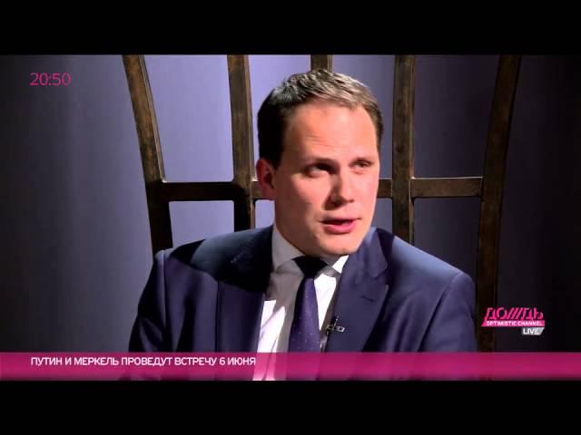Министр регионального развития Игорь Слюняев сказал, что не является родственником Медведева