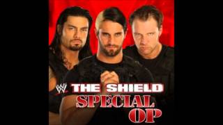 "WWE: The Shield 1st Theme Song: ""Special Op"" HD (With Lyrics and Download Link)"
