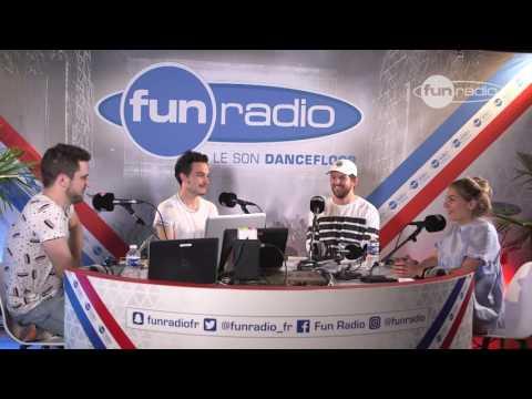 Dillon Francis en interview à l'EMF 2016