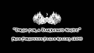 "Eldensky - Dirge for a Darkened Night ""From Forgotten Pagan Realms"" (2011)"