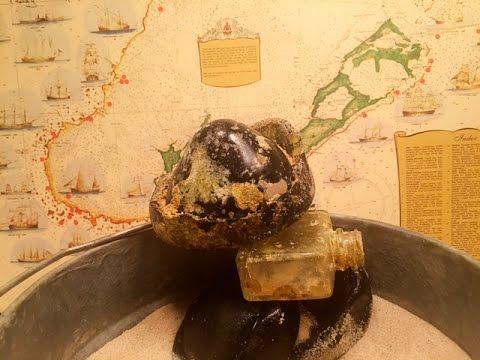 REAL BURIED TREASURE FOUND ON BERMUDA ON FUN HOUSE TV