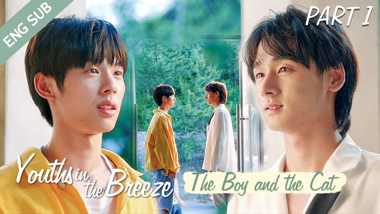 Download [ENG SUB] Youths in the Breeze Part 1 [EP01 - EP04] The Boy and the Cat
