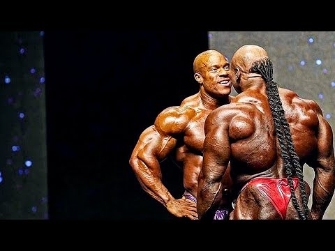 COMPETITION MAKES YOU STRONGER Phil Heath and Kai Greene