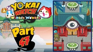 Yo-Kai Watch Wibble Wobble - Part 47 | Yo-Kai World Gate 1! [English Gameplay]