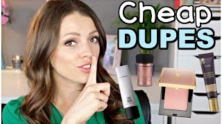 Cheap Drugstore DUPES for High End Makeup 2016