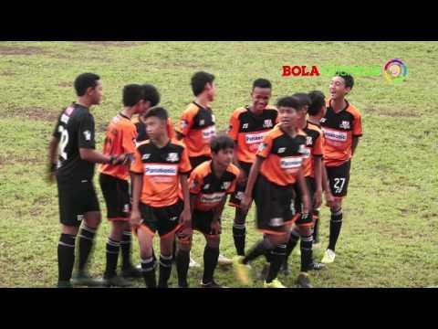 Highlight Liga KG Panasonic U-14 2016/2017 Pekan ke-12 Bagian ke-3