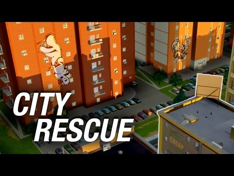 Murphy Sands: A city of crime — City Rescue