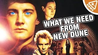 7 Things We Need from the New Dune! (Nerdist News w/ Kyle Hill)
