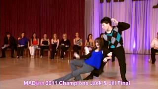 MADjam11 Champions J&J Brennar Goree & Jennifer Deluca.mp4