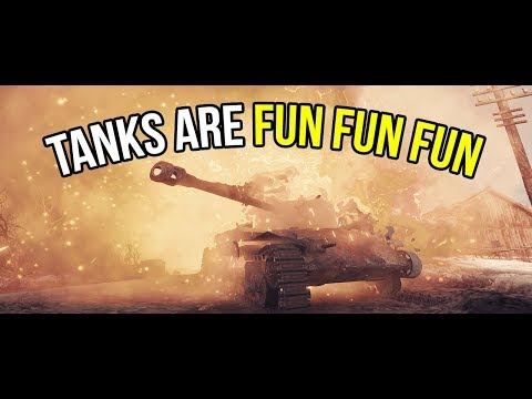 WORLD OF TANKS IS A FUN, FREE TO PLAY GAME - I RECOMMEND IT TO ALL MY FRIENDS! thumbnail