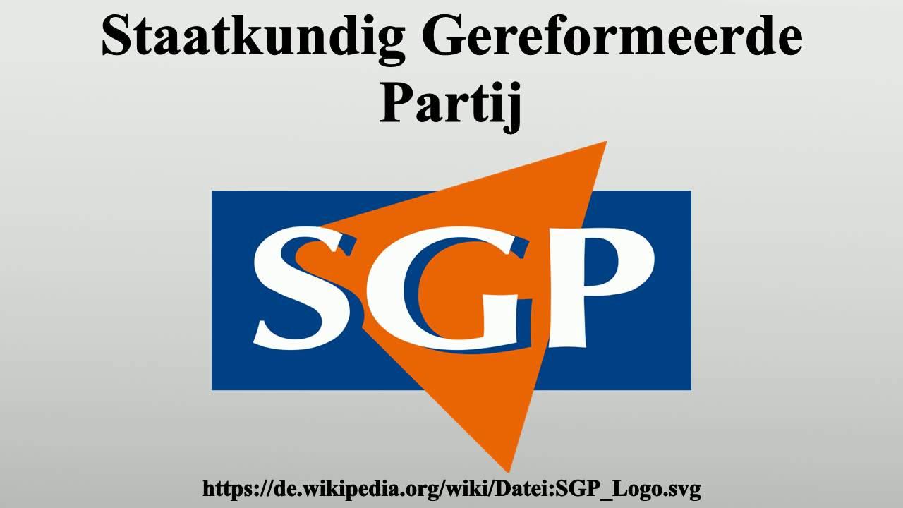 Sgp Partei