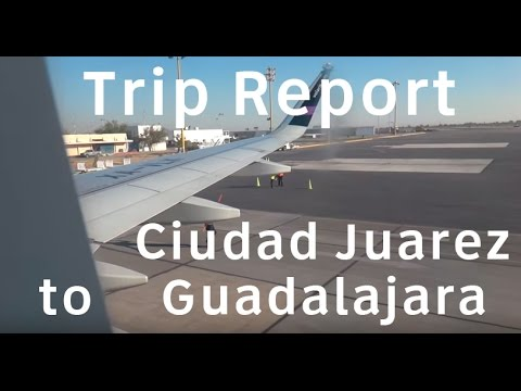 Trip Report: Volaris Airlines Airbus A320 (sharklets), Ciuda